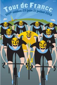 TdF Teams Poster 200