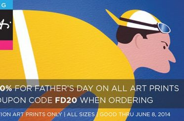 Save 20% | Father's Day Print Sale