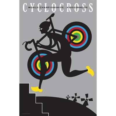 CX Hoogerheide | Cycling Art Print