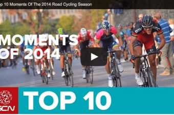 Top 10 Moments of 2014 Road Season