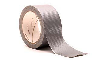 Thankful for Duct Tape