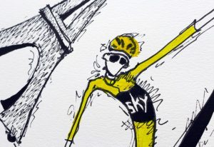 Froome detail