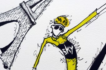 Bid to own – Froome Takes it All!