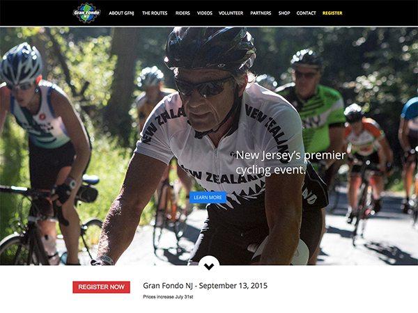 Gran Fondo NJ Home Page
