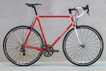Love at first sight: steel vs carbon frames