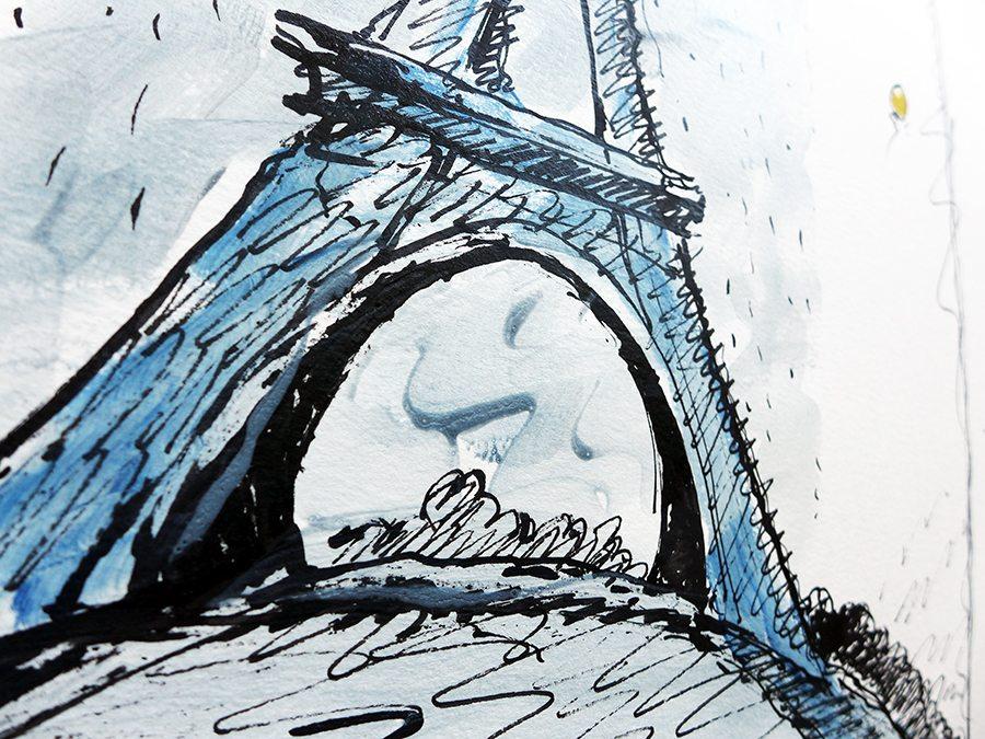 TDF Blues Arch