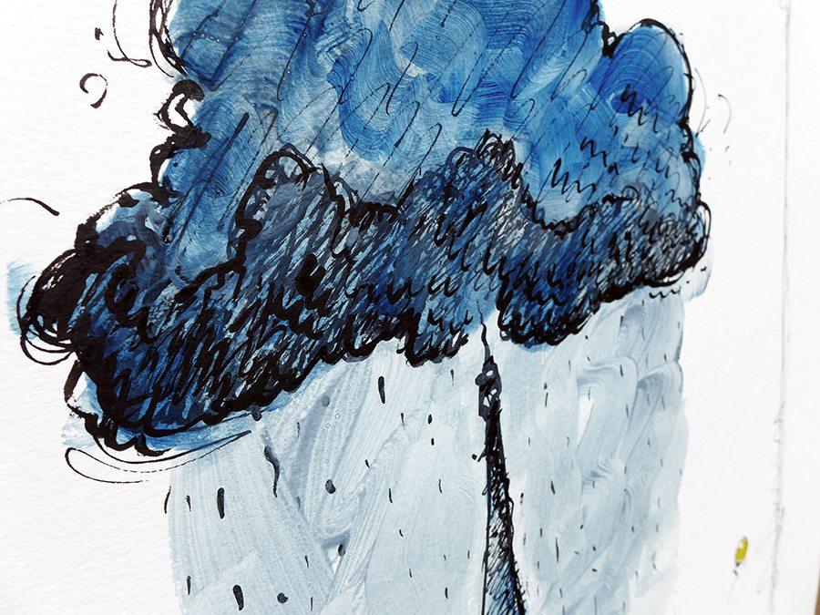 TDF Blues Cloud