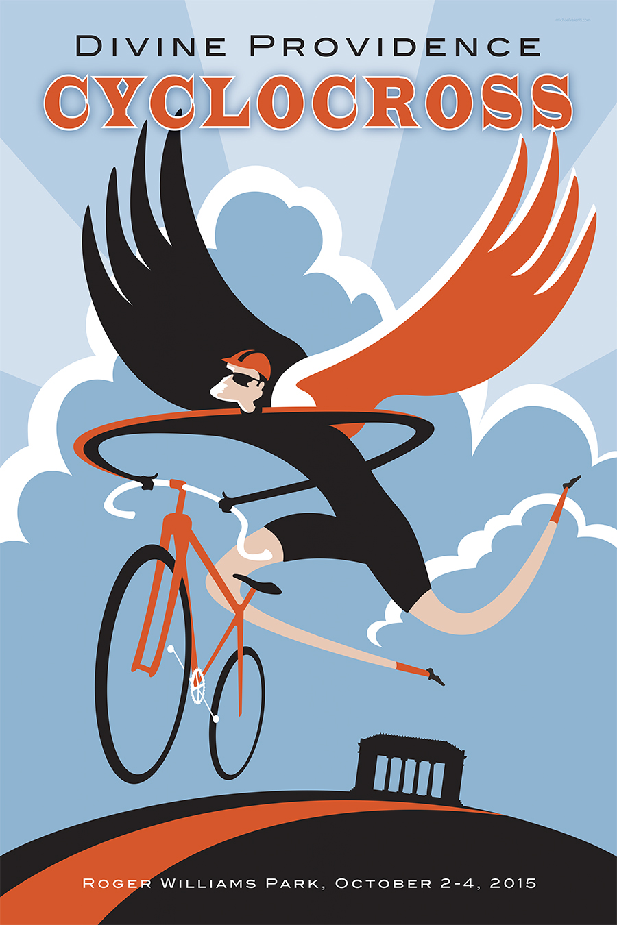 Winged Rider 900