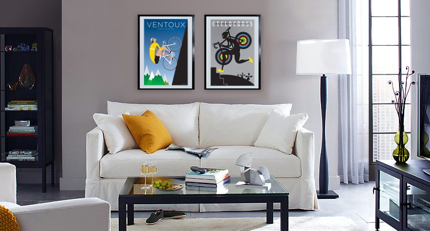 Ventoux and Hoogerheide Living Room Setting