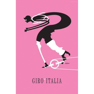 Giro d'Italia | Cycling Art Print