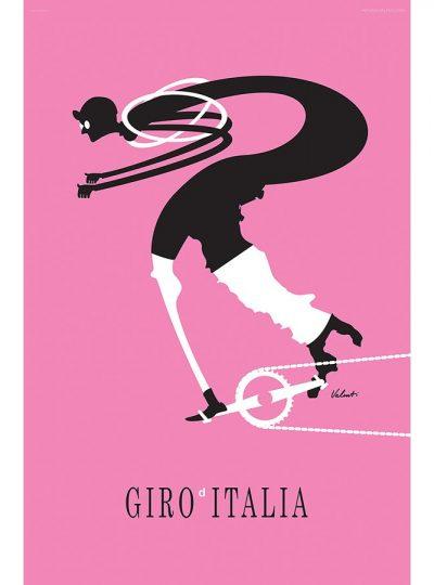 Giro d'Italia | Cycling Art Print