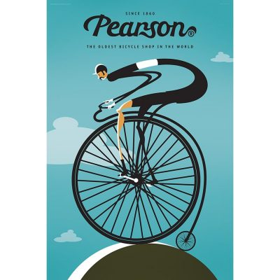 Pearson Cycling Art Prints