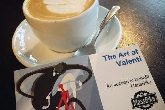 Cycling Art Auction to benefit MassBike