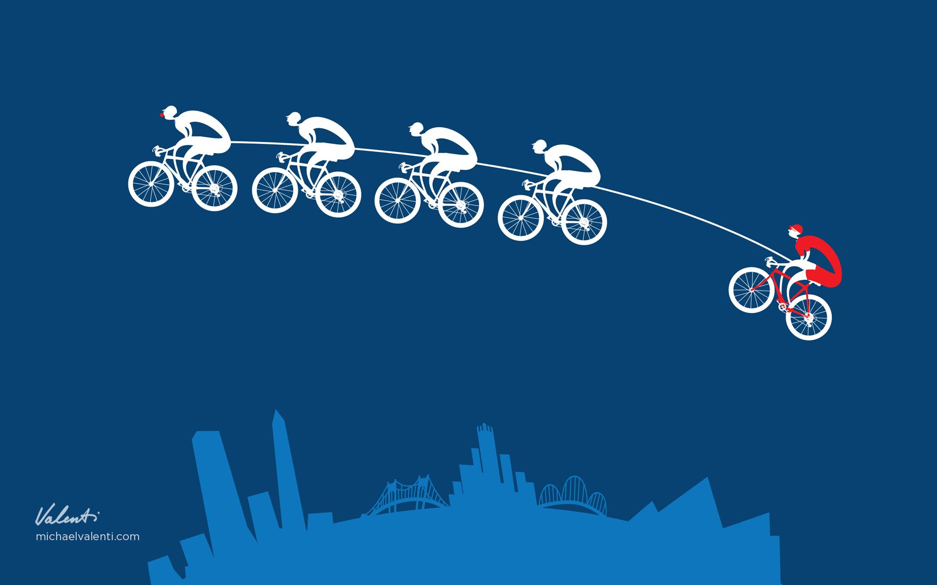 Cycling Wallpaper Bicycle Wallpaper Michael Valenti