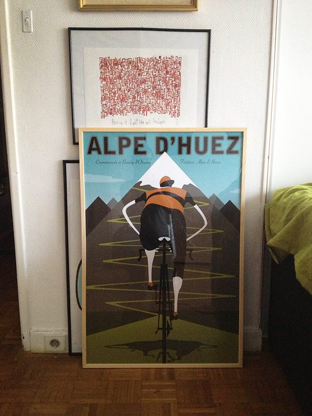 Dufour_Valenti Cycling Art