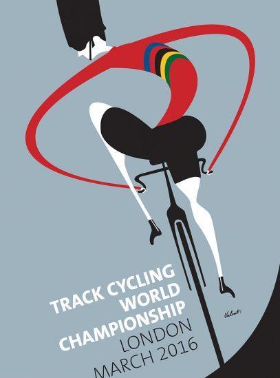 Track Cycling Championship London 900