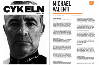 My Interview with Cykeln Magazine
