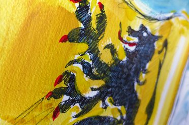 Heart of the Flemish Lion