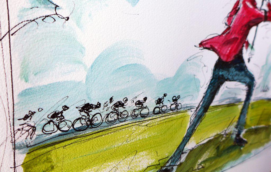 Rider detail