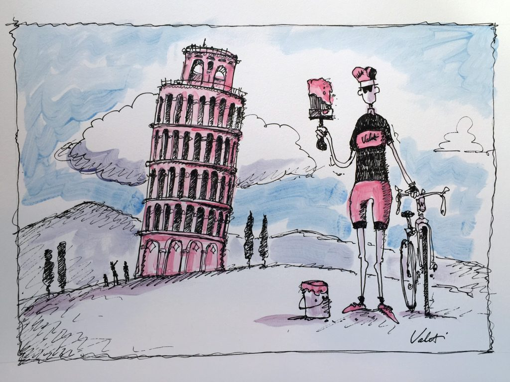 Pink Pisa 1