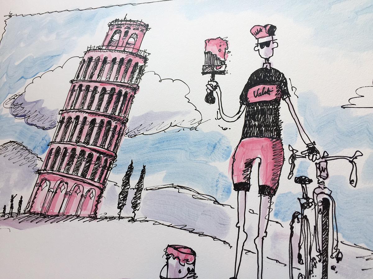 Pink Pisa 2