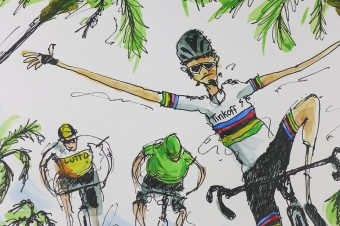 Sagan takes Stage One ATOC