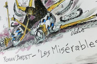 Romain Bardet-Les Misérables