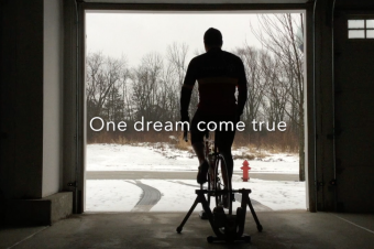 Dreams do come true   21 Days of Cycling Art TdF