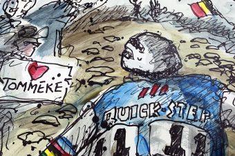 Paris-Roubaix Champions.