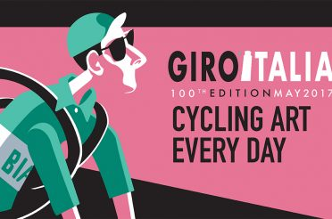 Cycling Art Every Day | Giro d'Italia