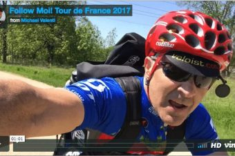 Follow Moi at the Tour de France
