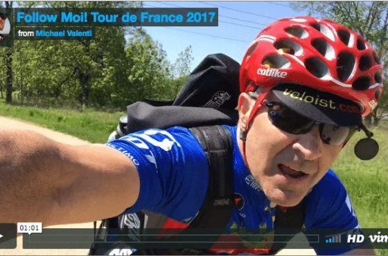 Follow Moi at the Tour de France