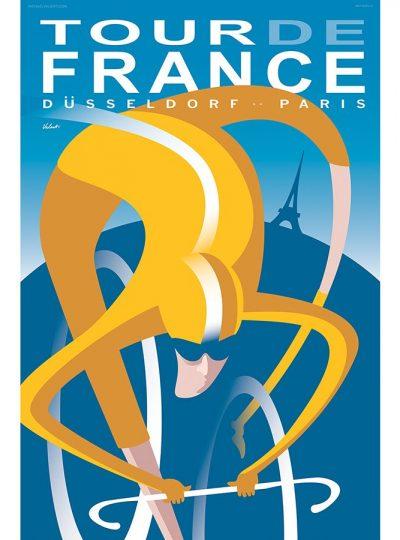 Tour de France 2017 | Valenti Cycling Art