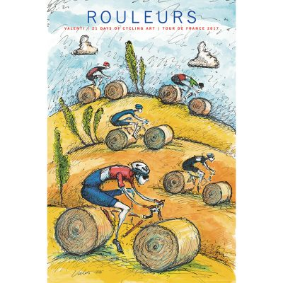TdF | Rouleurs | Cycling Art Series Print