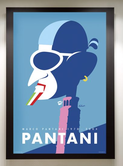 Pantani framed