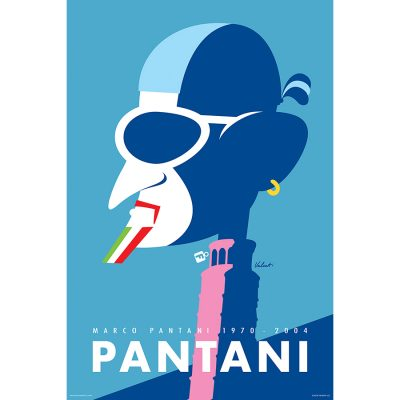 Marco Pantani | Cycling Legend | Cycling Art Print