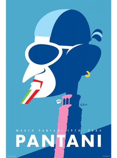 Marco Pantani | Cycling Legend | Cycling Art Print