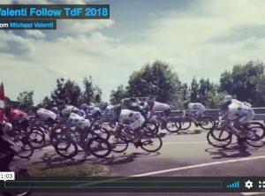 TdF 2018   21 Days of Cycling Art