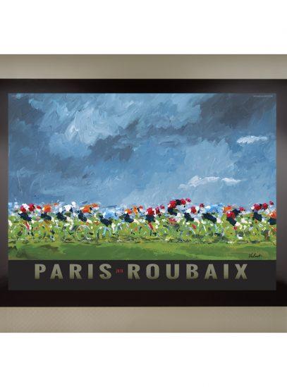 Paris-Roubaix 2018_framed