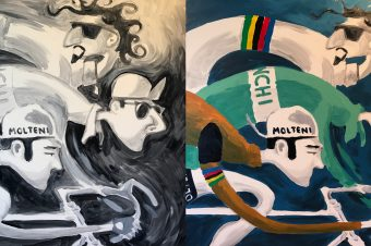 Cycling Art | Work in Progress
