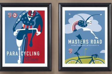 USA Cycling National Championship Prints