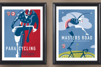 USA Cycling National Championship Prints