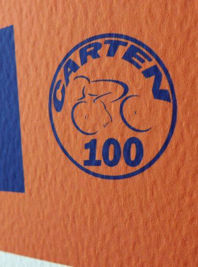 carten logo detail