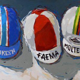 Original Cycling Art