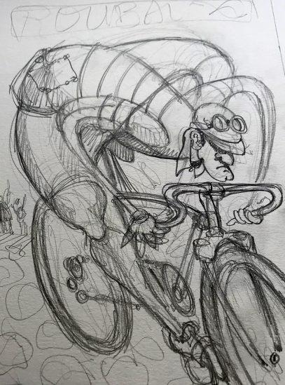Paris-Roubaix 2019_drawing1