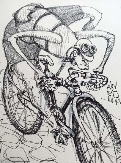 Paris-Roubaix 2019_drawing3