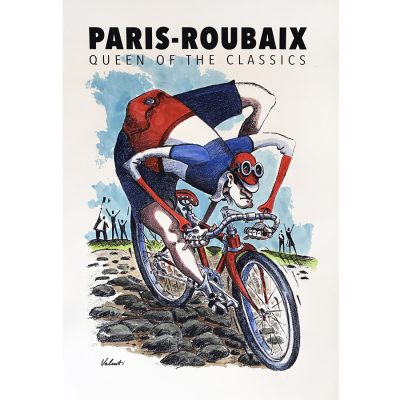Paris-Roubaix 2019 | Cycling Art Print