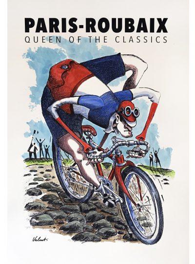Paris-Roubaix 2019 | Cycling Art Print