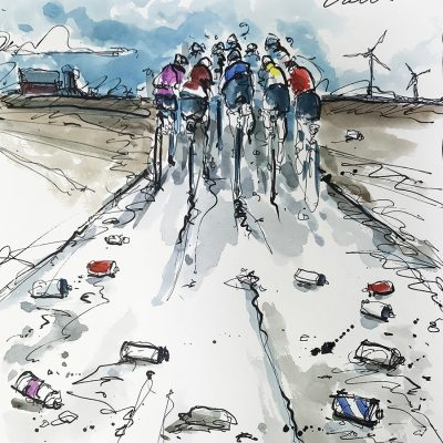 Sector One | Original Cycling Art
