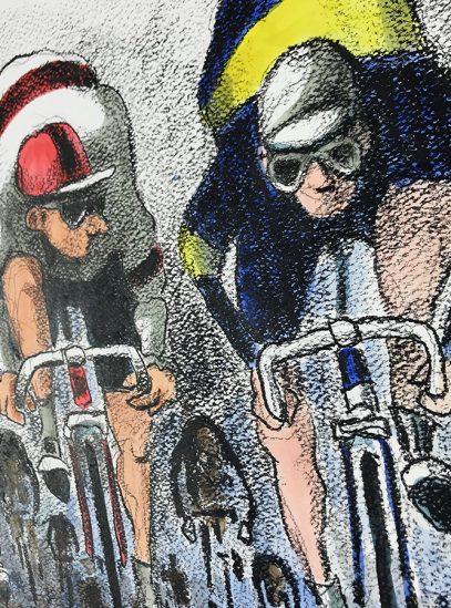 RVV rider detail